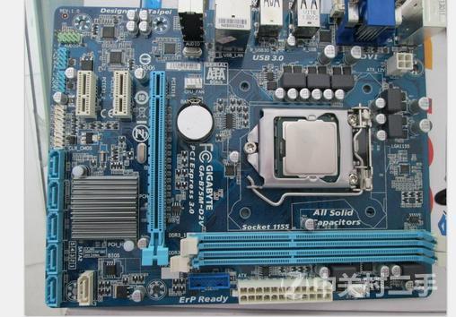 技嘉b75m-d2v出或换同级别以上itx主板顺收直插电源模块