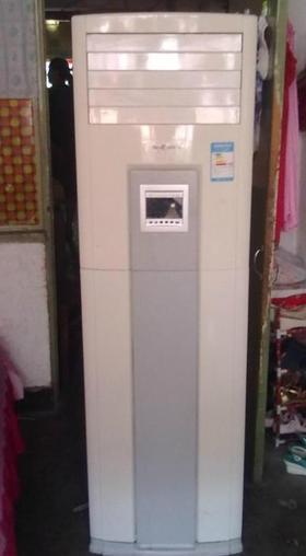 美的07年2匹柜机空调1700元加100元管安装
