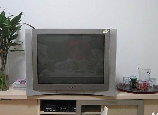 自用索尼29寸纯平电视出售-crt普通电视-二手库