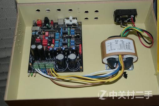 伟良dac5音频发烧高配 diy整机 光纤线 opa627年底闲置出售