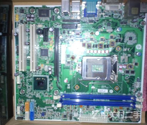 富士康台式电脑主板接线图