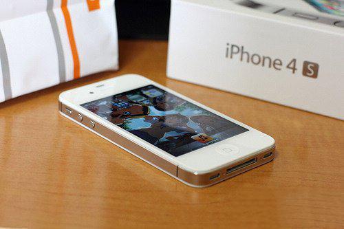 【二手苹果 iphone 4s】转个人闲置 iphone4s 1