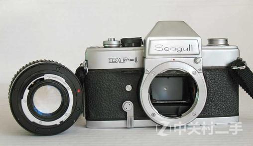 【海鸥df-1型135单镜头反光式照相机】-二手交易论坛