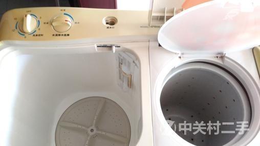 上海牌双筒半自动洗衣机便宜转让