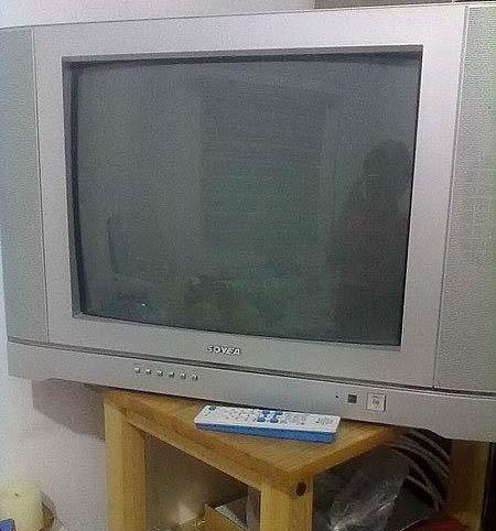 29寸九成新600元; 三洋牌21寸电视机9成新转让-crt