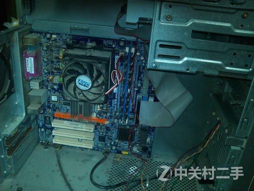 个人转让清华同方品牌机,9成新,成色很好,只有主机,配置如下: CPU:AMD Athlon64 x2 3600+ 2GHz(含散热器) 内存:1.5GB DDR400 显卡:集成显卡 硬盘:160GB西数硬盘 电源:额定250W电源 白色机箱(带有多合一读卡器) DVD刻录机