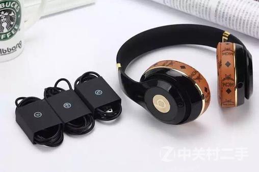 beats mcm头戴式无线蓝牙耳机