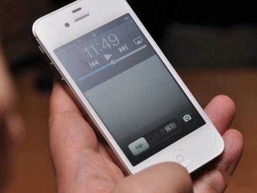 【二手苹果 iPhone 4S 32GB 】港行iphone4s