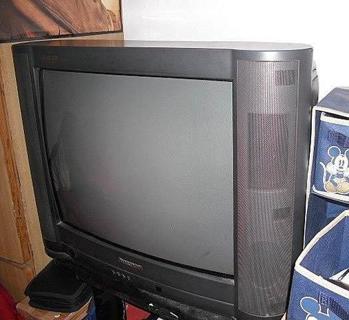 自用长虹25寸电视 转让-crt普通电视-二手库-中关村